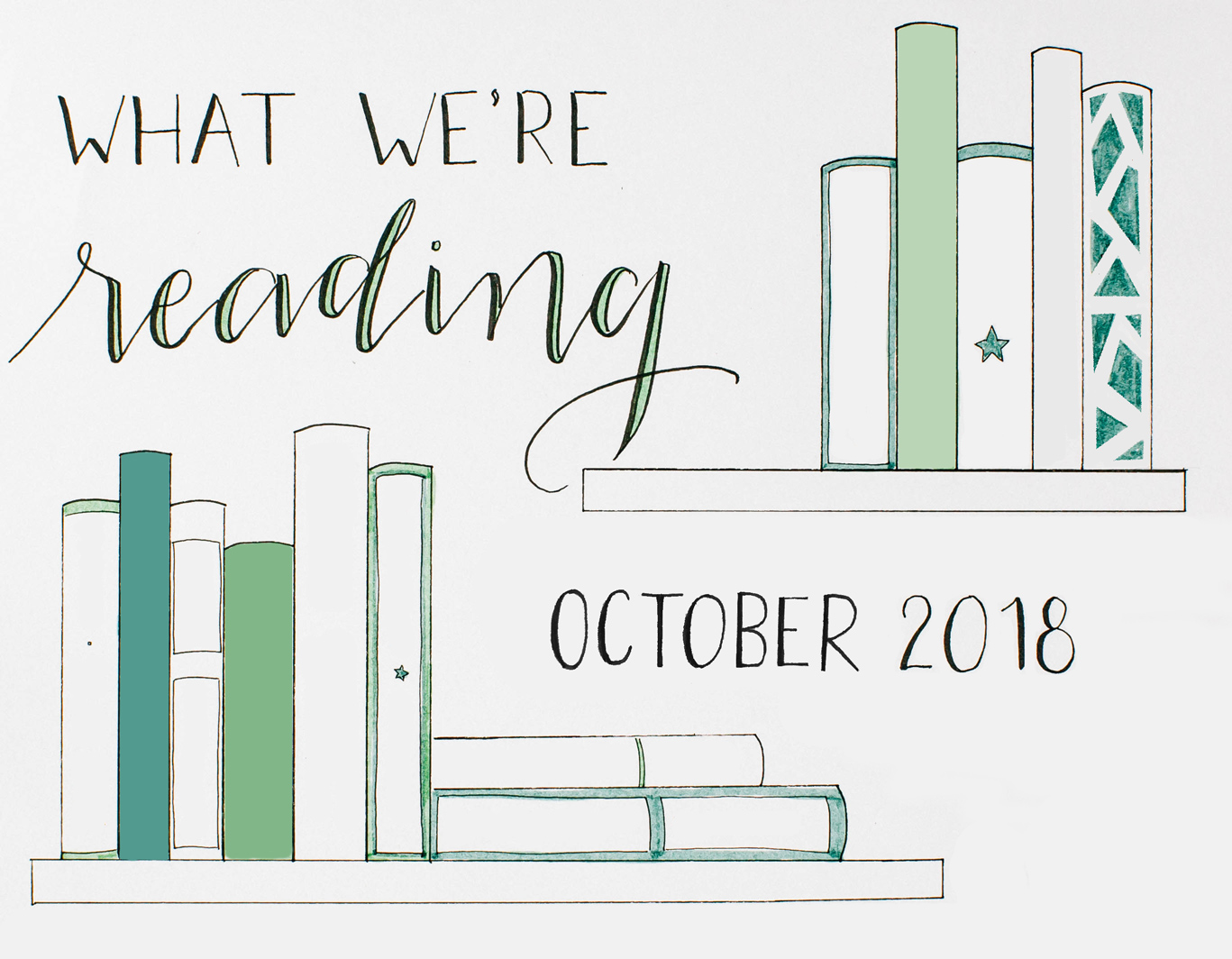 What We're Reading: October Is a Busy Month!