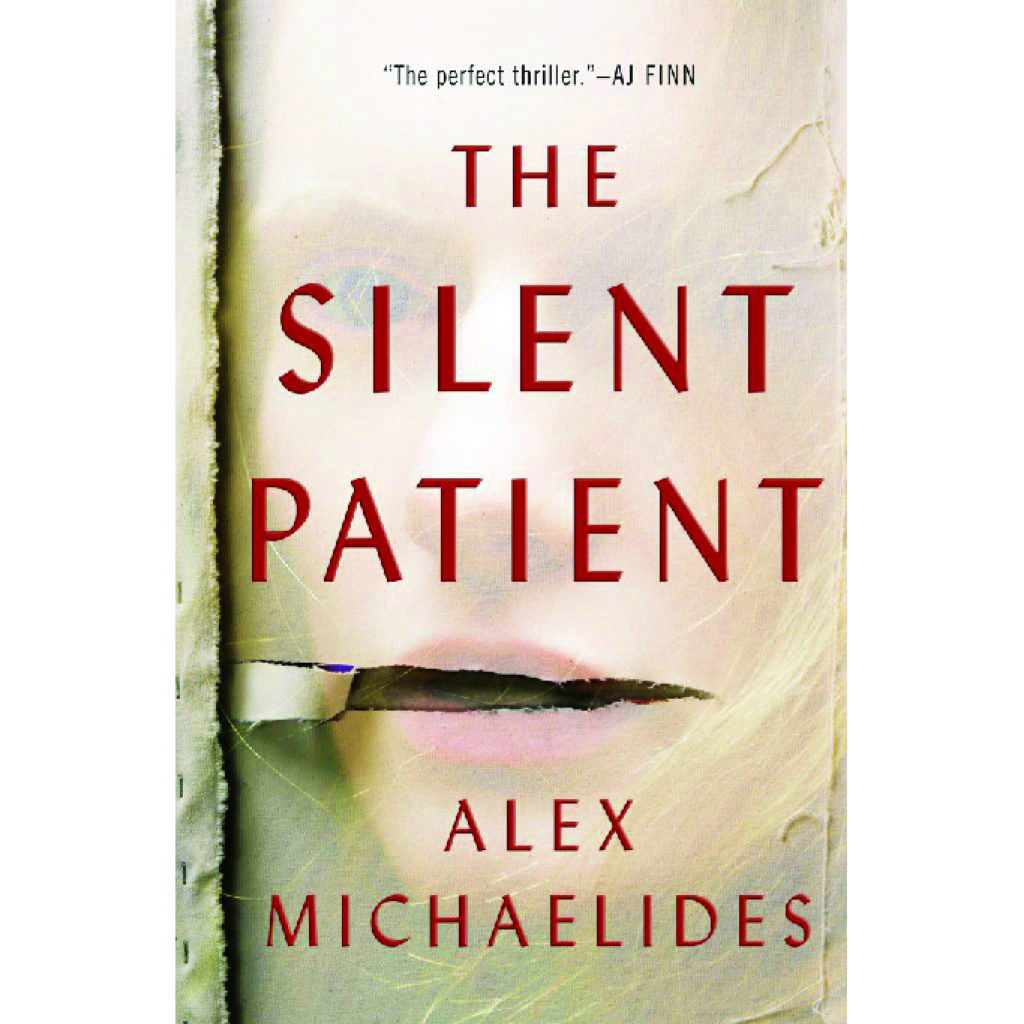 Uncovered: Behind The Silent Patient's Stunning Cover Design