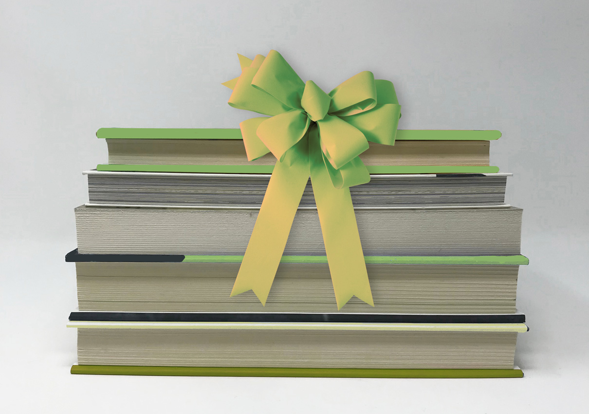 What We're Reading: Holiday Gift Edition