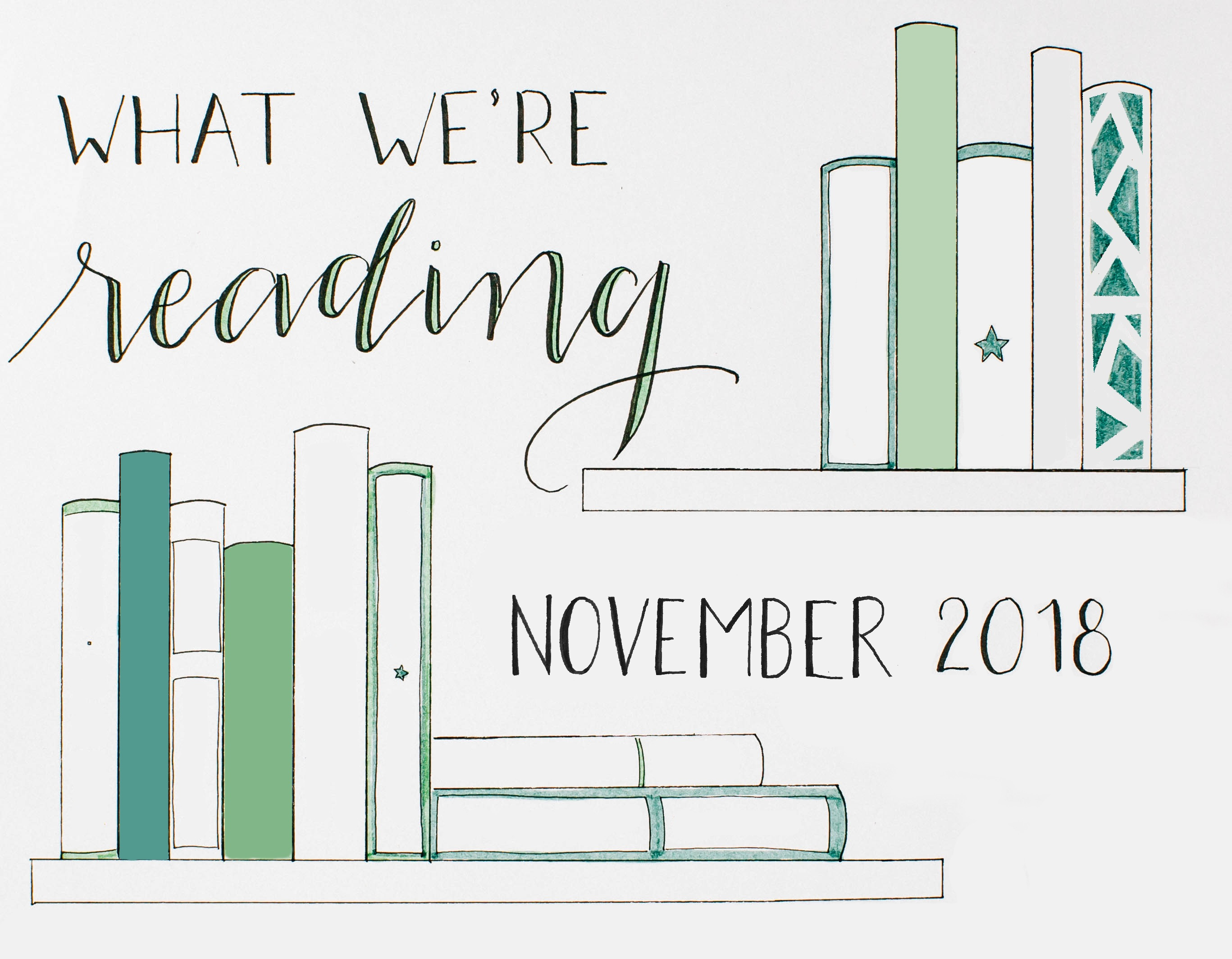 What We're Reading: November 2018