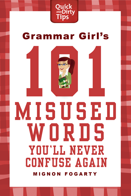 101 Misused Words