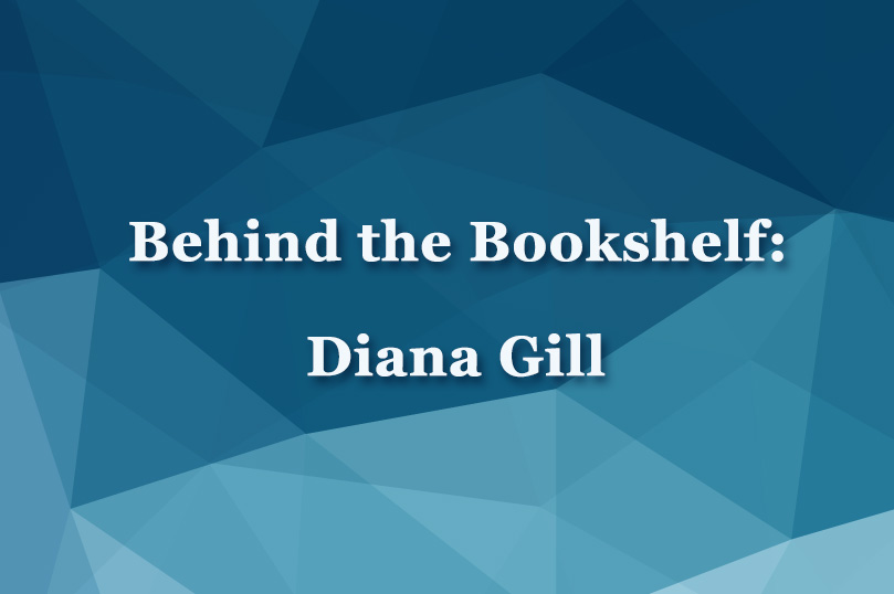 Behind the Bookshelf