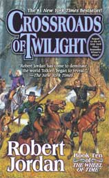 Crossroads of Twilight by Robert Jordan