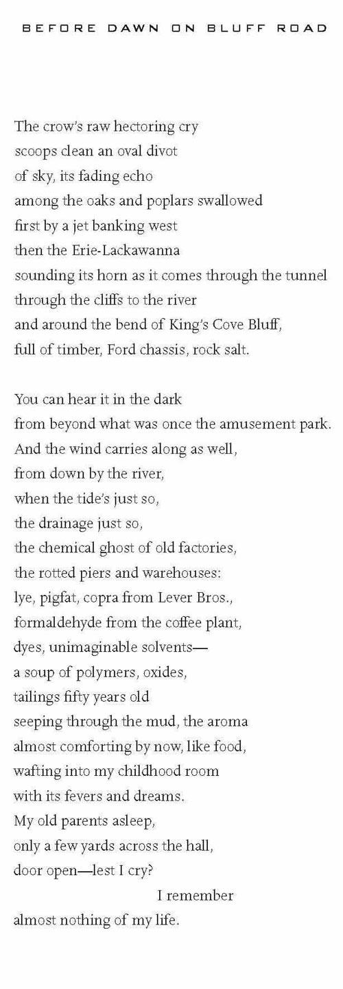 today's poem