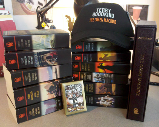 Goodkind Prize Pack