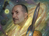 Robert A. Heinlein by William H. Patterson, Jr.