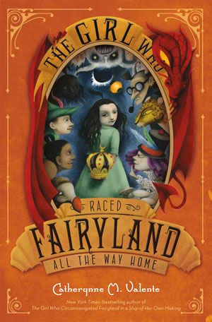 The Girl Who Raced Fairyland