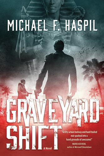 Graveyard Shift by Michael Haspil