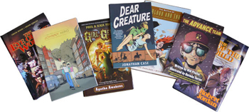 Graphic Novel Sweepstakes