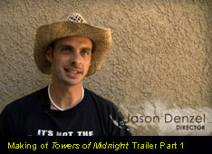 Making of Towers of Midnight Trailer
