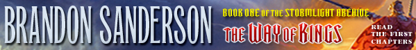 Read an excerpt of The Way of Kings by Brandon Sanderson