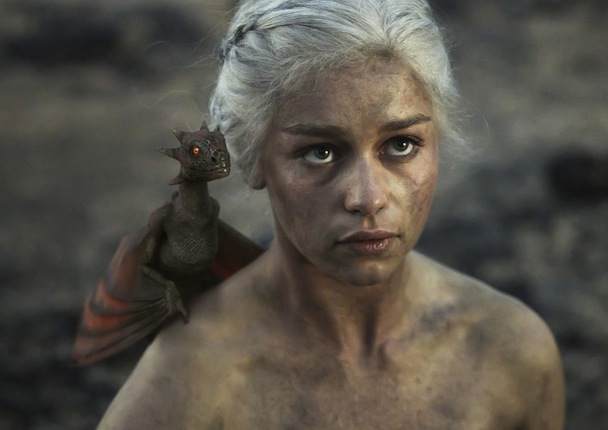 Dragons in Game of Thrones