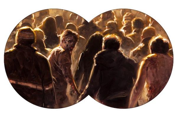 """""""Chapter Six"""" Art by Dave Palumbo"""