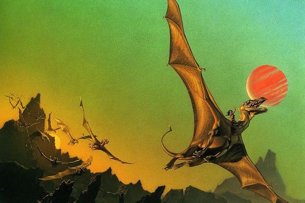 Whelan dragon art