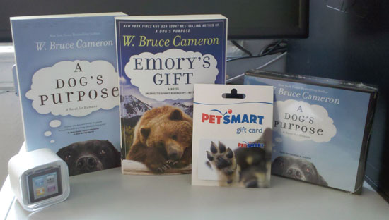 A Dog's Purpose Prize Pack