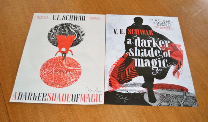 A Darker Shade of Magic Poster